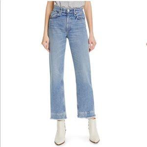 NWT Rag & Bone Ruth super high rise jeans sz 31